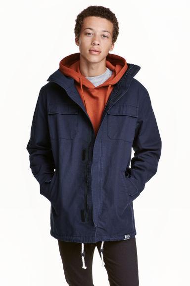Męska kurtka za 59,90zł (3 kolory) @ H&M