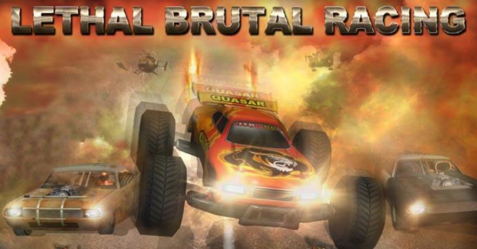 Lethal Brutal Racing na Steama za darmo @Indie Gala