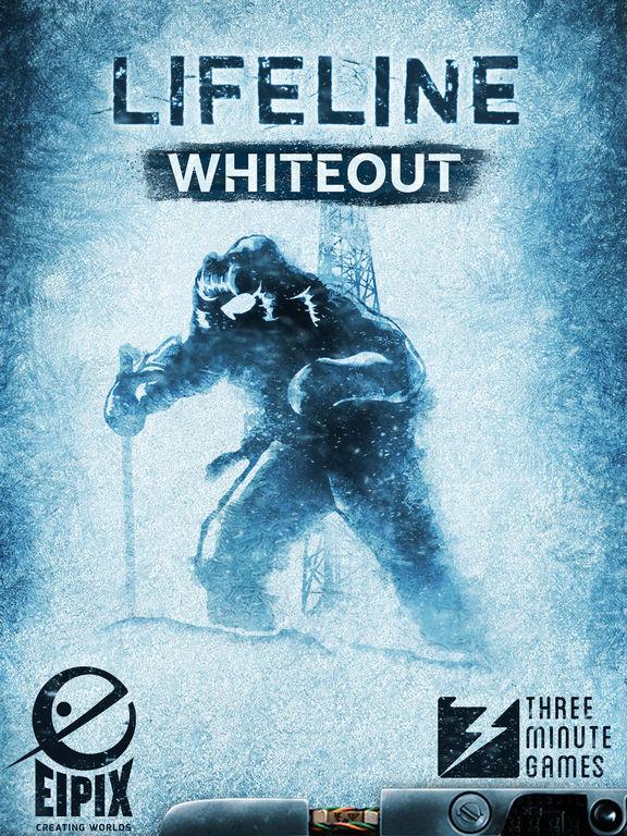 Lifeline: Whiteout za darmo @ AppStore