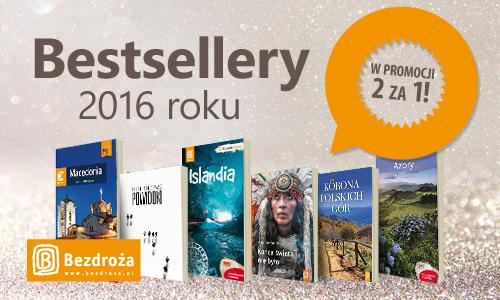 2 książki w cenie 1 @Bezdroża.pl