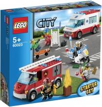 Lego City zestaw startowy za 49,95 zł @ Auchan