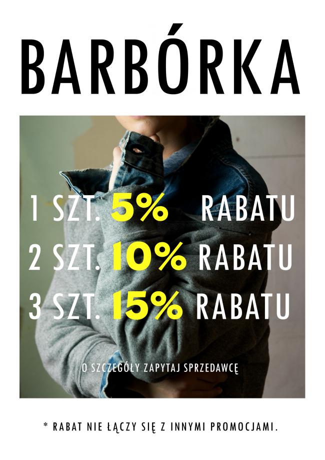 Do 15% rabatu za zakupy @ Silesia Jeans