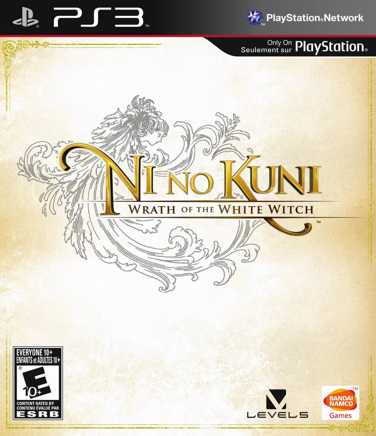 Ni no Kuni: Wrath of the White Witch na Playstation 3 za 21zł @ Playstation Store