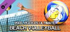 Pixel Puzzles Ultimate – Puzzle Pack: Beach Volleyball na Steama  za darmo @Indiegala