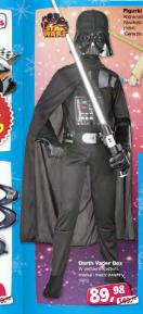 Strój Darth Vadera dla chłopca @ Toys'R'us