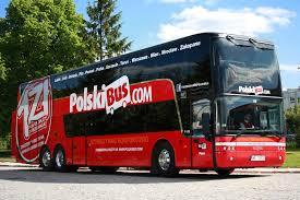 Polski Bus po 5/9/14 zł