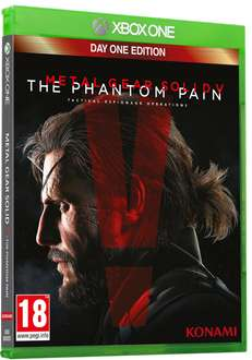 Metal Gear Solid V: Phantom Pain [Xbox One] za 79,99zł z dostawą do kiosku @ CDP