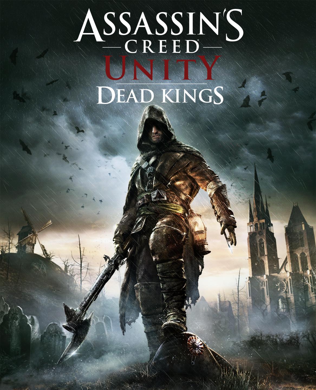 DLC Assassin's Creed Unity - Dead Kings za darmo