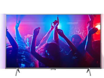 Telewizor Philips 43PUS6401 (4K, Ambilight, Smart TV, recertyfikowany Grade A) za 1619,95zł @ iBOOD