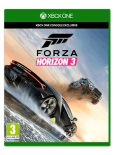 Forza Horizon 3 za ok. 145zł @ Game