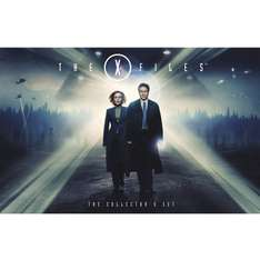 X-Files (sezony 1-9) na Blu-Ray @ Zavvi