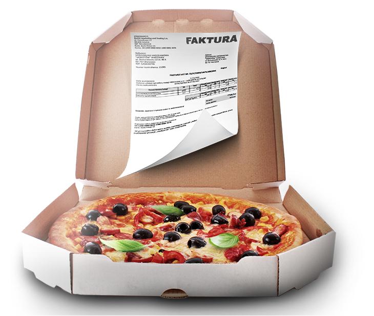 15zł rabatu za skan faktury za prąd @ Pizzaportal