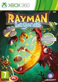 Rayman Legends [Xbox 360] - polska wersja - za 39,99zł @ Empik