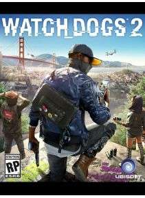 Watch Dogs 2 PC - Uplay @g2a.com