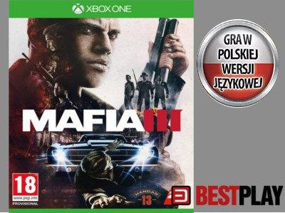 Mafia 3 Xbox One Nowa + DLC