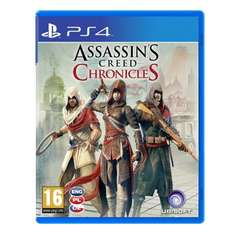 Assassin's Creed Chronicles PL PS4 i X1 [konsoleigry.pl]