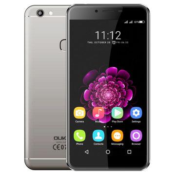 "OUKITEL U15S: 4GB RAM / 32GB ROM 5.5 ""Full-HD 1080p, 4G-LTE telefonu @ BangGood"