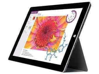 Microsoft Surface 3 32GB/2GB/Win8.1 z  @ iBood.com