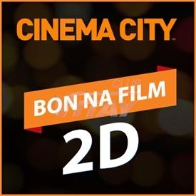 @CinemaCity Bon na film 2D za 4000 punktów @Vitay