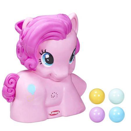 Pakiet promocyjny: Play-Doh Town Wóz strażacki B3416 + Playskool My Little Pony Kucykowa Fontanna z Piłek B1647