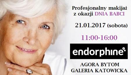 Bezpłatny makijaż dla Babci (Katowice, Bytom) @ Endorphine