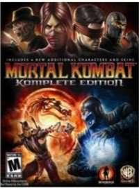 Mortal Kombat Complete Edition [PC][STEAM]