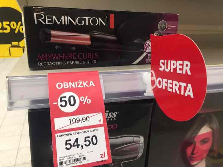 Lokówka Remington CI2725 50% Taniej