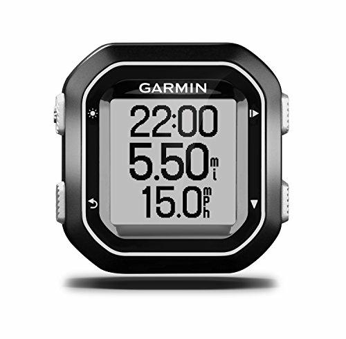 Garmin Edge 25 - licznik rowerowy GPS @AmazonUK
