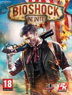 Bioshock Infinite (PC) za ok. 15zł @ Amazon.uk