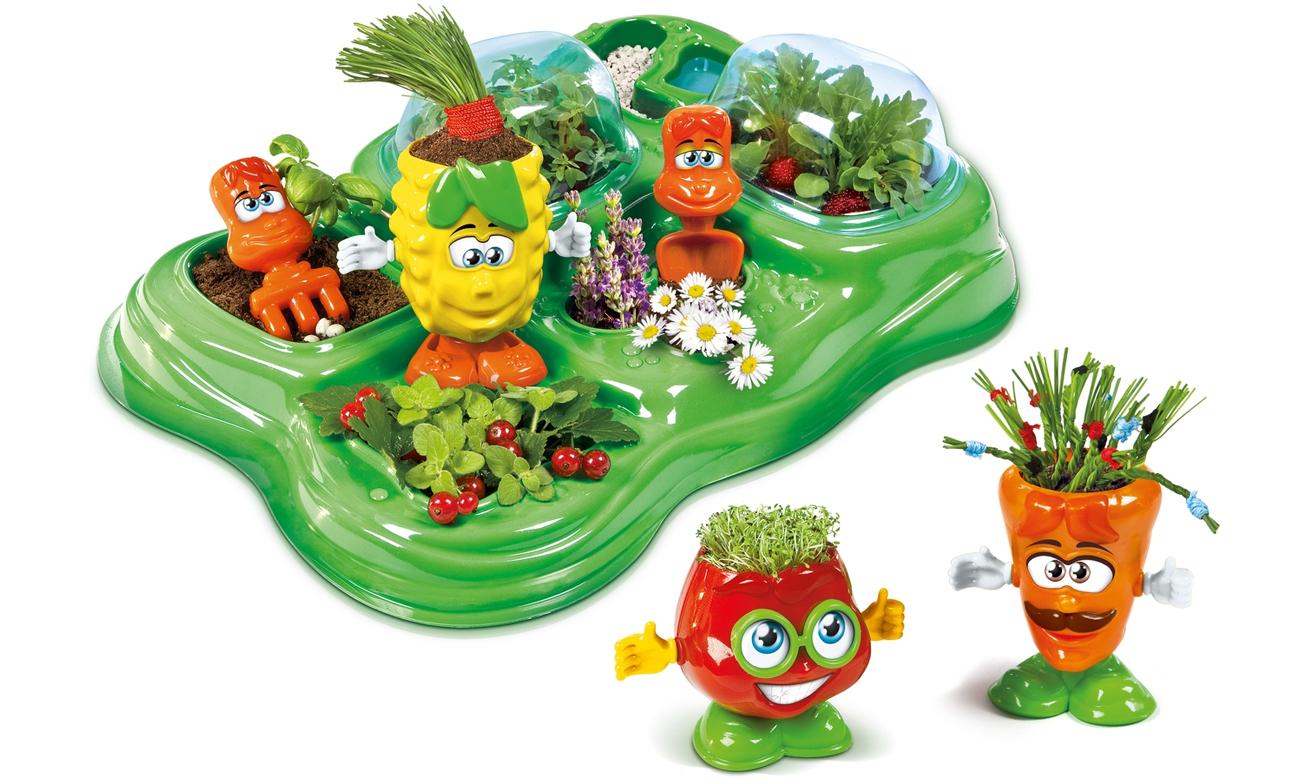 Clementoni Zestaw Edukacyjny Mój Fantastyczny Ogród - 30 zł taniej !@al.to