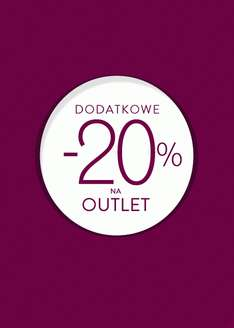 Dodatkowe 20% na Outlet @ Top Secret