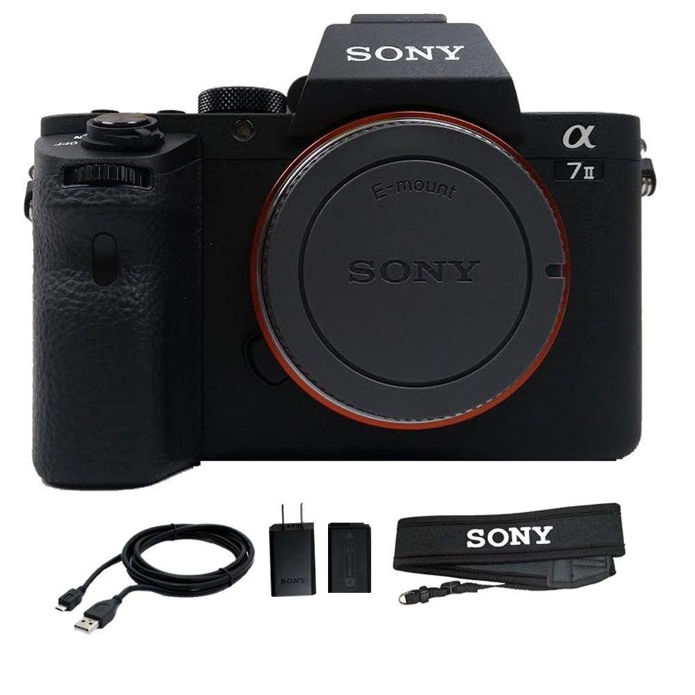 Sony Alpha a7 II / ebay.com