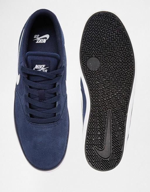 Buty Nike SB Check w kolorze niebieskim za ~89zł z dostawą @ ASOS