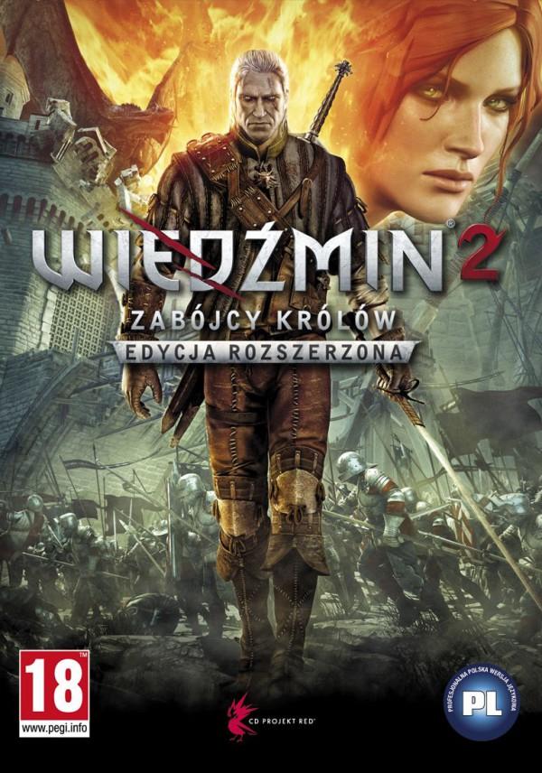 Wiedźmin 2: Zabójcy Królów – Edycja Rozszerzona PC GOG