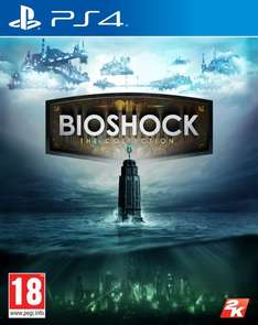 Bioshock: The Collection (PS4) za 119zł
