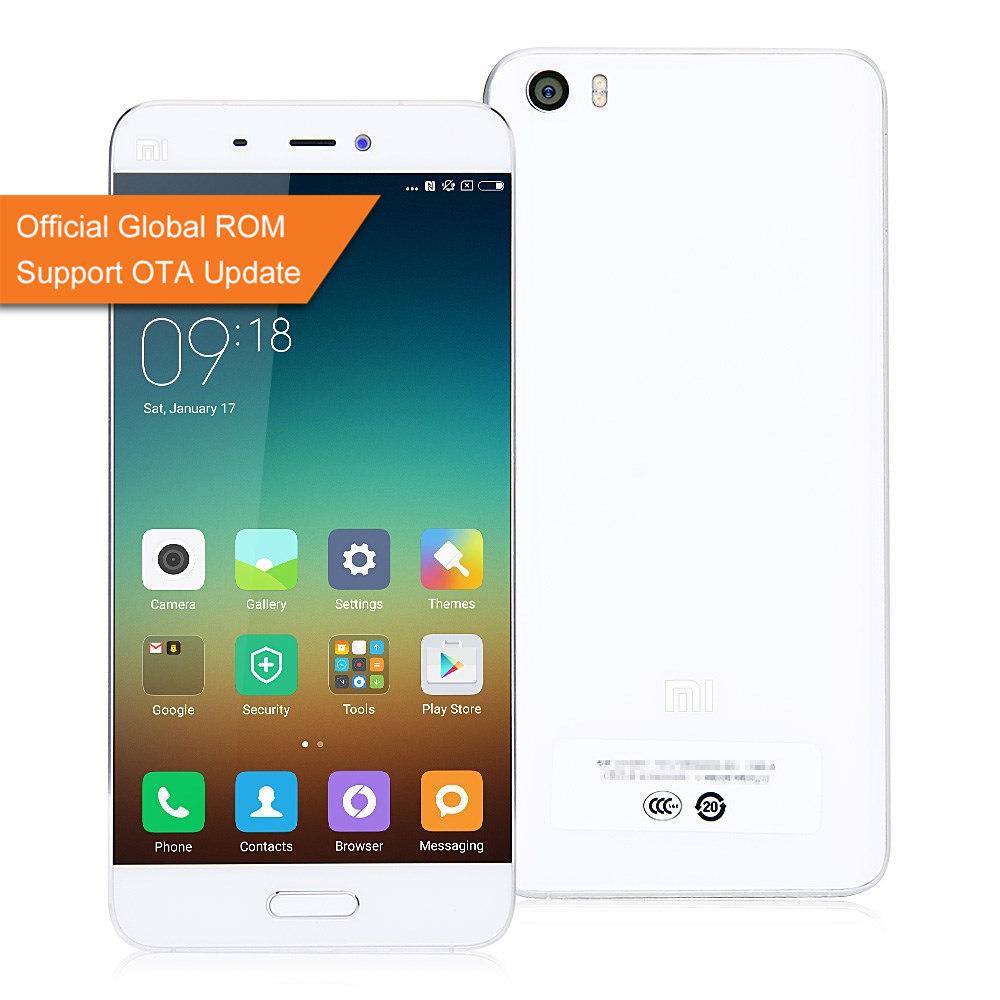 Xiaomi Mi5 3/32 whiteGlobal rom Geekbuying od 992,88 zł/236.99$$