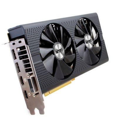 RX 480 NITRO OC 4GB