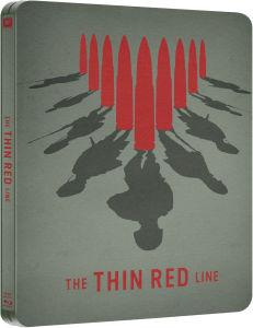 Cienka czerwona linia na Blu-Ray w Steelbooku za ok. 23zł @ Zavvi