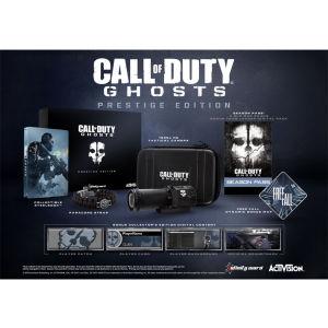Call of Duty: Ghosts - Prestige Edition z kamerą taktyczną (PS3, X360) ~ 158zł @ Zavvi