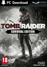 Tomb Raider Survival Edition (PC, Steam) za około 9zł! @ GAME