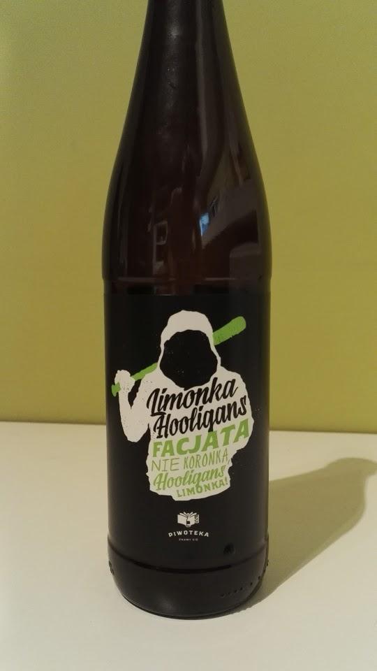 Piwo Limonka Hooligans Limonka American Pale Ale
