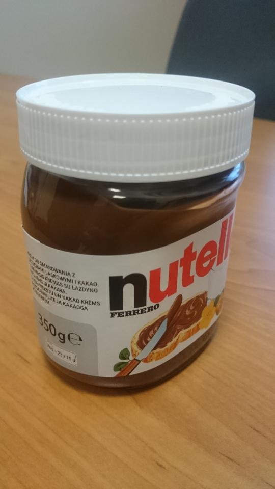 Nutella 350g w Stokrotce