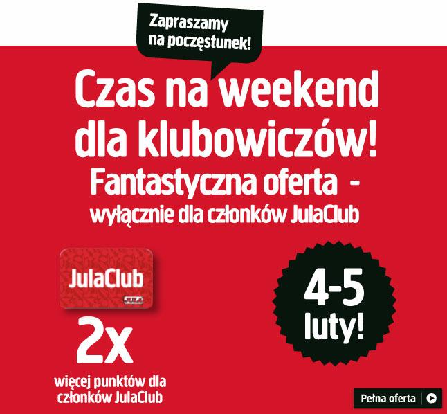 Promocje JulaClub @Jula
