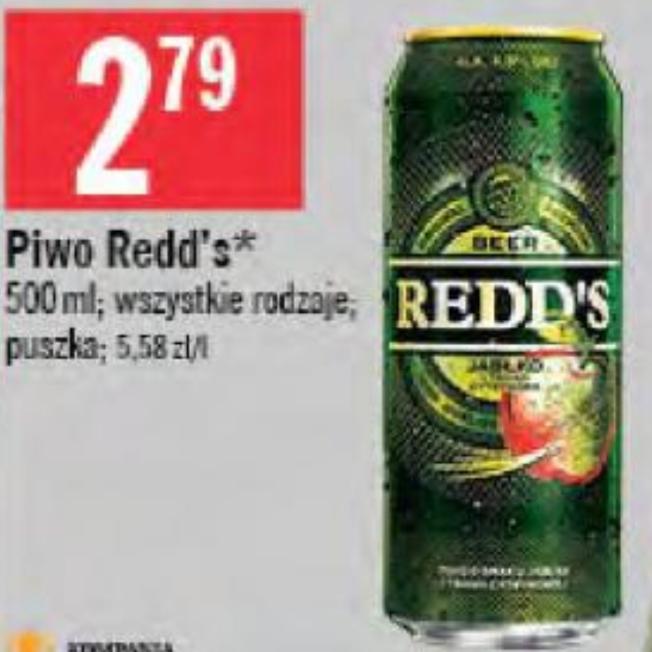 piwo Redd's wszystkie smaki @ Stokrotka