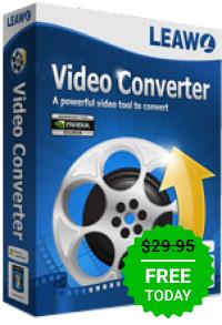 Leawo Video Converter 7.6.0 za darmo!