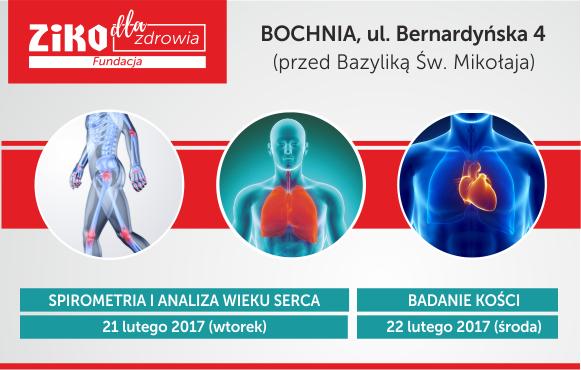 Bezpłatne badania profilaktyczne (Bochnia) @ Apteka Ziko