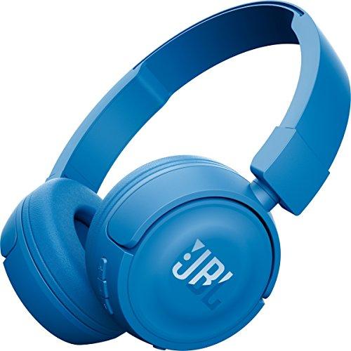 Bezprzewodowe słuchawki JBL T450BT (niebieskie) za ok. 160zł @ Amazon.de