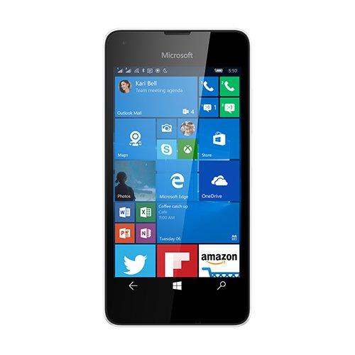 """Smartfon Microsoft Lumia 550 LTE za 345zł (4,7"""", Snapdragon 210, 1GB ram, 8GB pamięci) @ Amazon.fr"""
