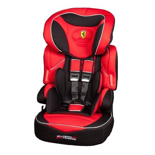 Fotelik samochodowy Nania z linii Ferrari (9-36kg) za 175zł + darmowa dostawa @ Mall