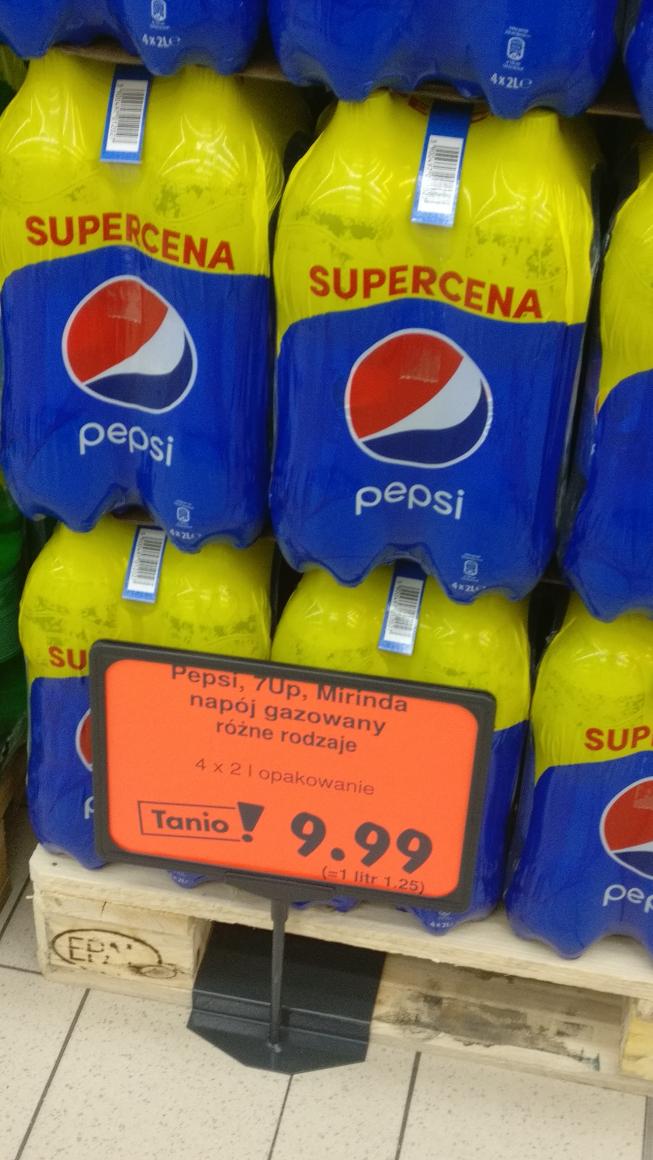 Pepsi 4x2 L